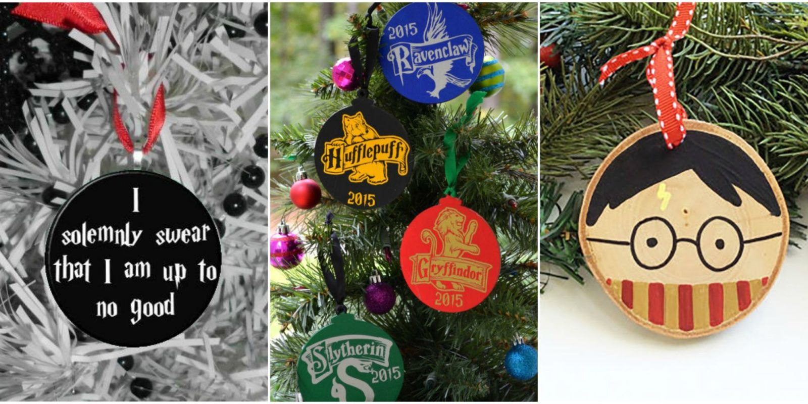 18 best harry potter ornaments harry potter christmas tree ideas