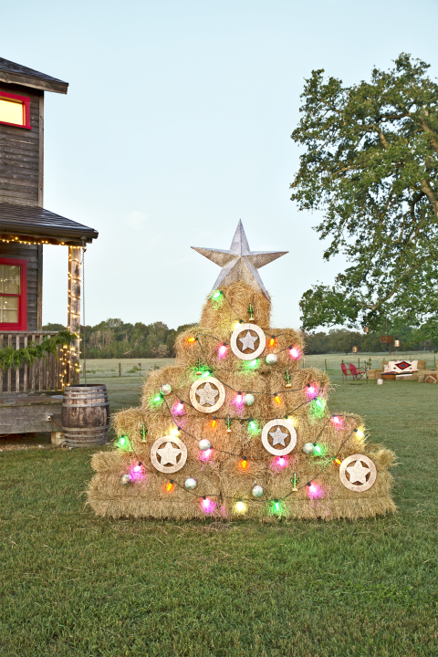 Outdoor Christmas Decorations Ideas For Outside Christmas - Christmas yard decoration ideas