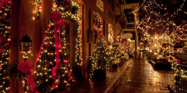 christmas in dahlonega georgia - Where To Buy Christmas Lights Year Round
