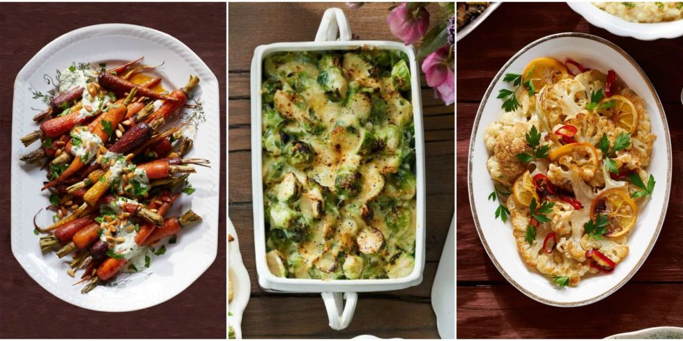 vegetable side dishes recipes