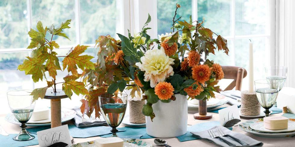 Best Thanksgiving Centerpiece Ideas