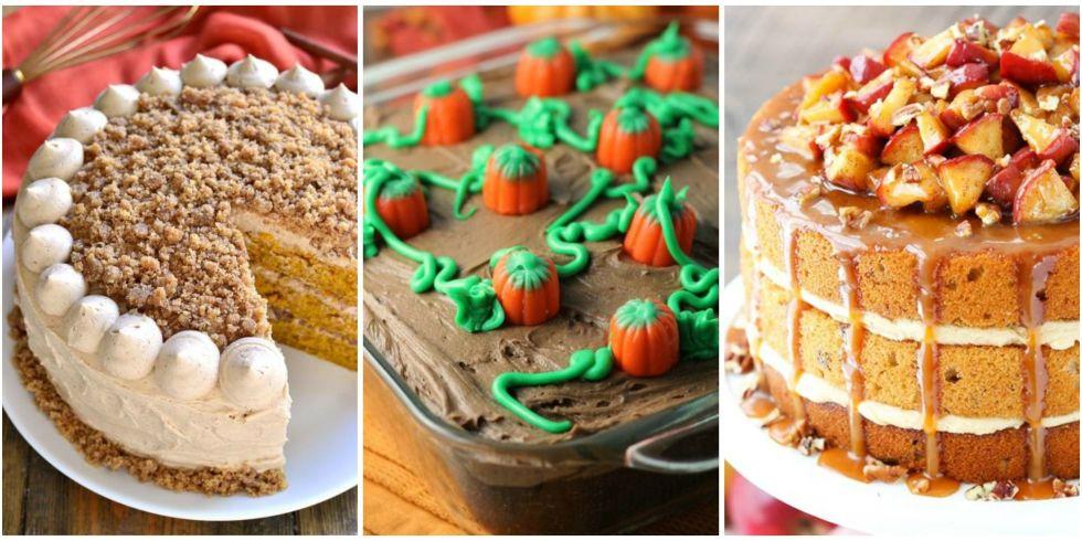 Thanksgiving Cake Ideas Holiday Cake Decorating Ideas For - Cake decorating idea