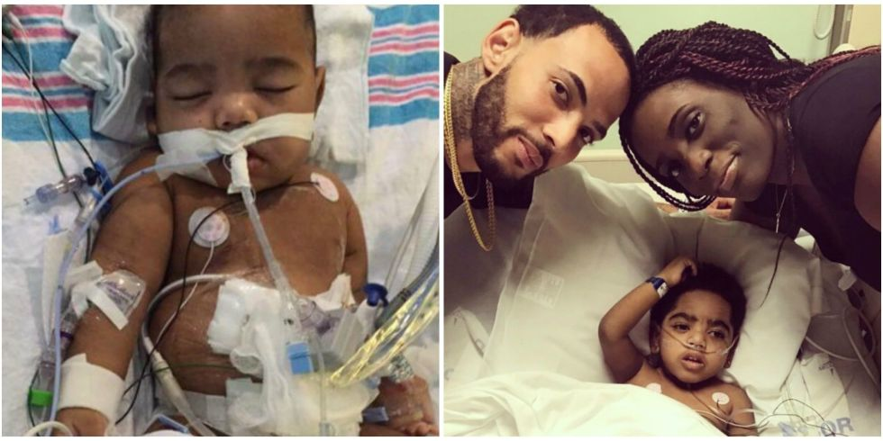 Image result for Toddler Who Was Denied a Life-Saving Kidney Transplant Due to His Father's Probation Violation Gets a New Donor
