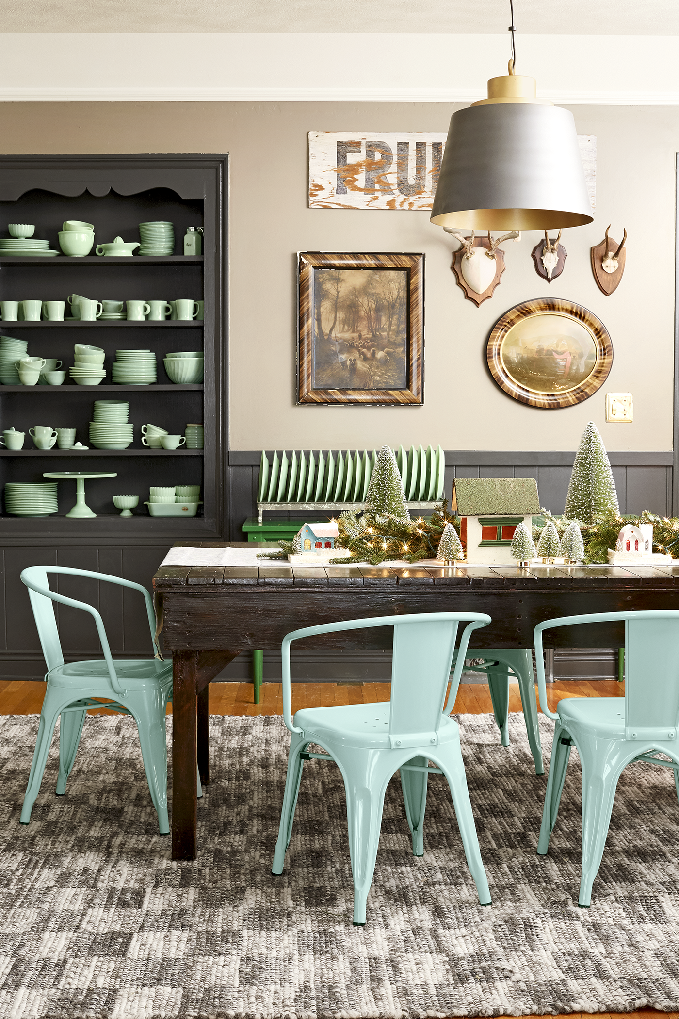 Design Turquoise Dining Room 49 best christmas table settings decorations and centerpiece ideas for your table