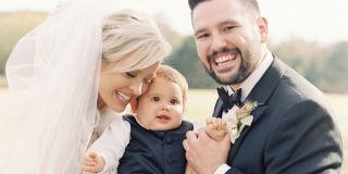 Shay Mooney And Hannah Billingsleys Wedding