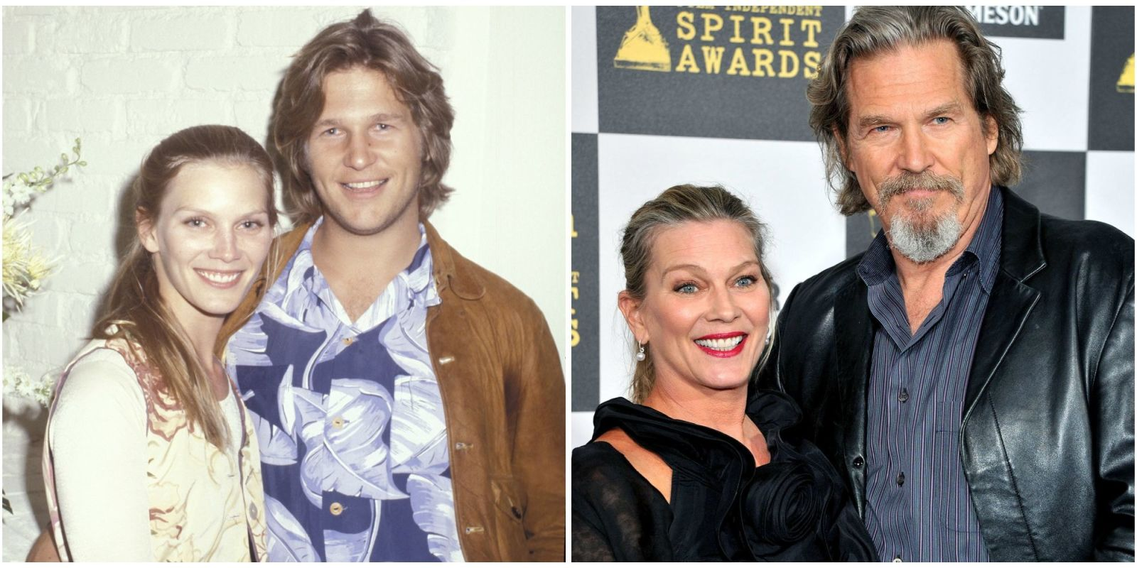 Jeff Bridges and Susan Geston's Marriage - How Long Have ...