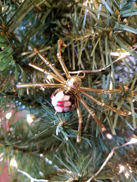 The Legend of the Christmas Spider and the History of Tinsel