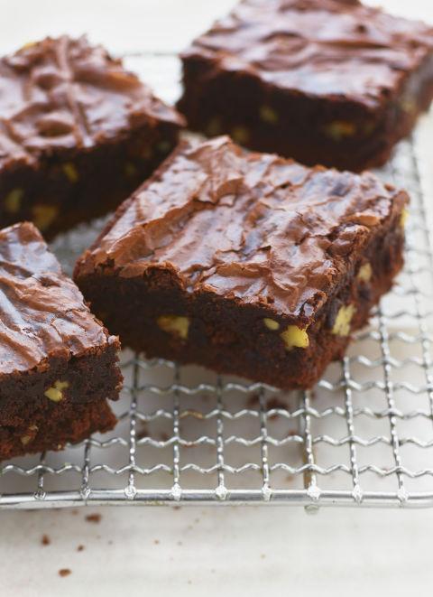 Katharine Hepburn's Brownie Recipe - 'Home-Wrecking' Brownies