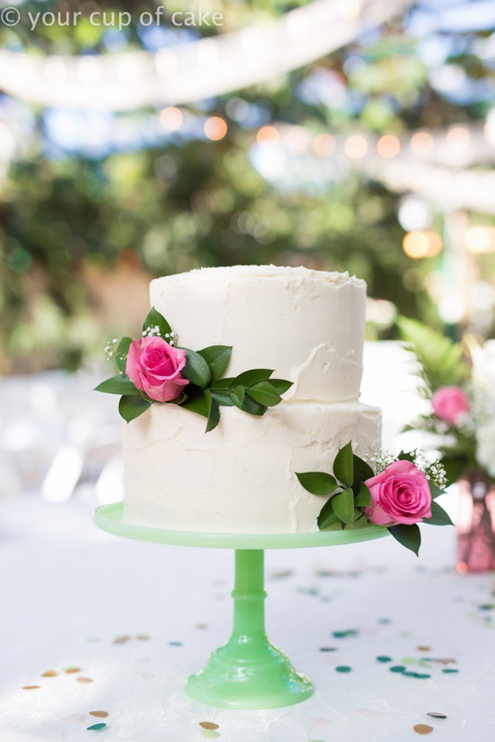 25 Best Homemade Wedding Cake Recipes From Scratch