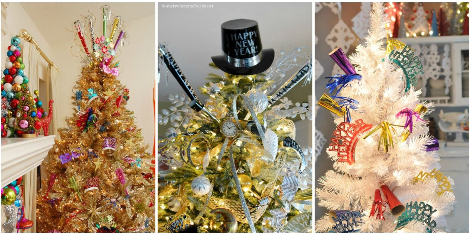 new year tree decorating ideas new year tree tradition and history. Black Bedroom Furniture Sets. Home Design Ideas