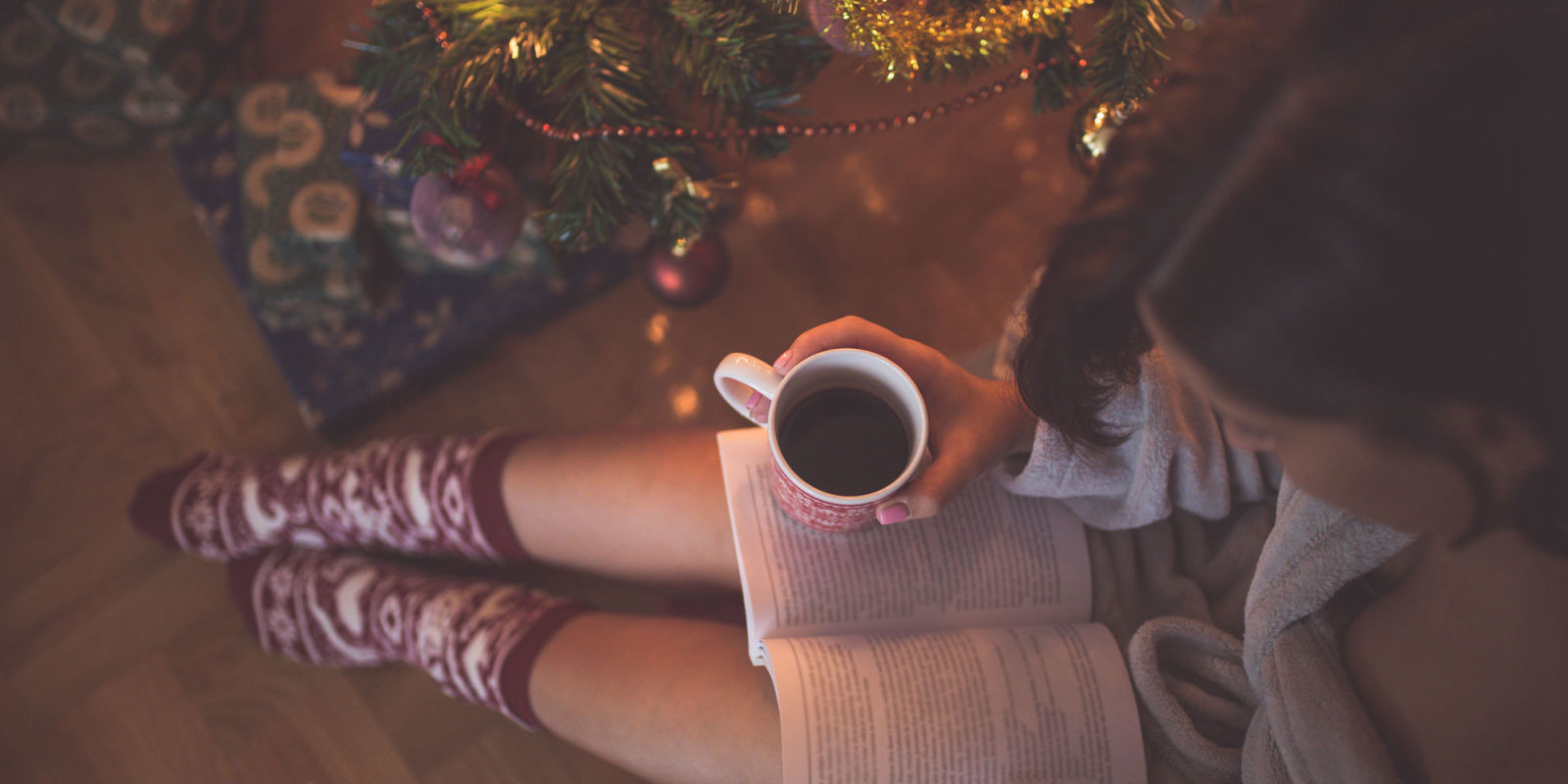 Why Icelanders Spend Every Christmas Eve Reading Books and Drinking Cocoa