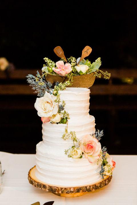 Easy Wedding Cake Recipes