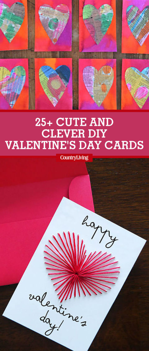 save these ideas - Valentines Day Cards Diy