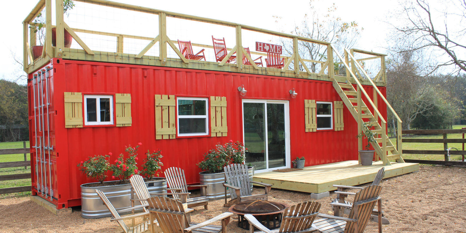 the company behind the diy show containables tiny house amazon - Smallest House In The World Inside