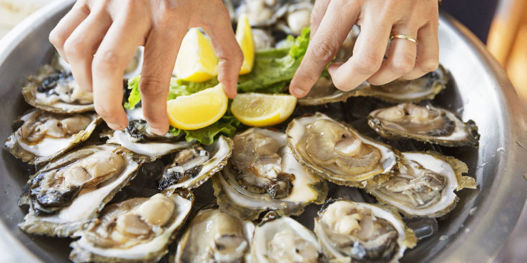 Texas Women Dies of Flesh-Eating Disease from Eating Contaminated Oysters