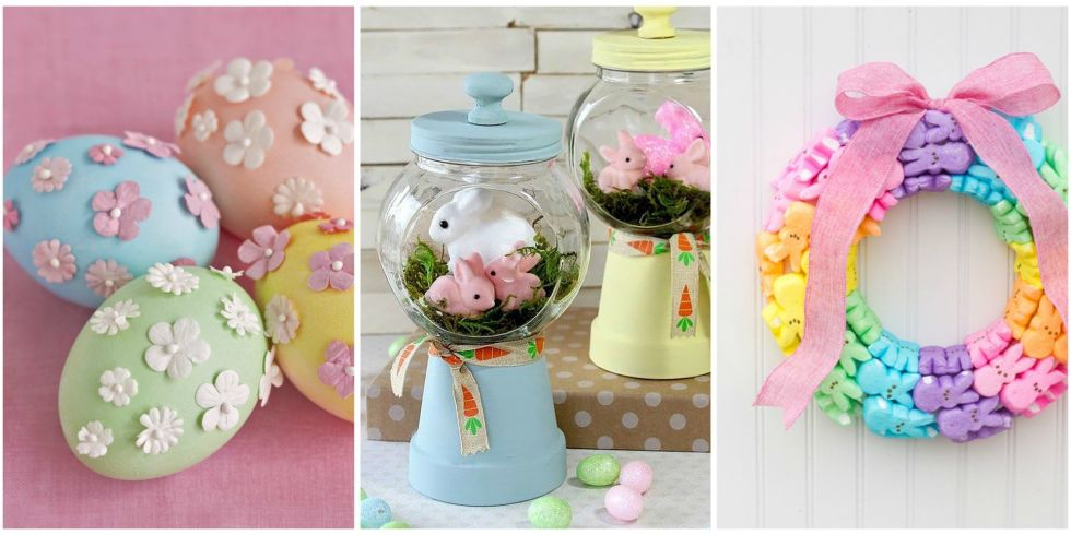 60 easy easter crafts ideas for easter diy decorations gifts easy easter crafts negle Gallery