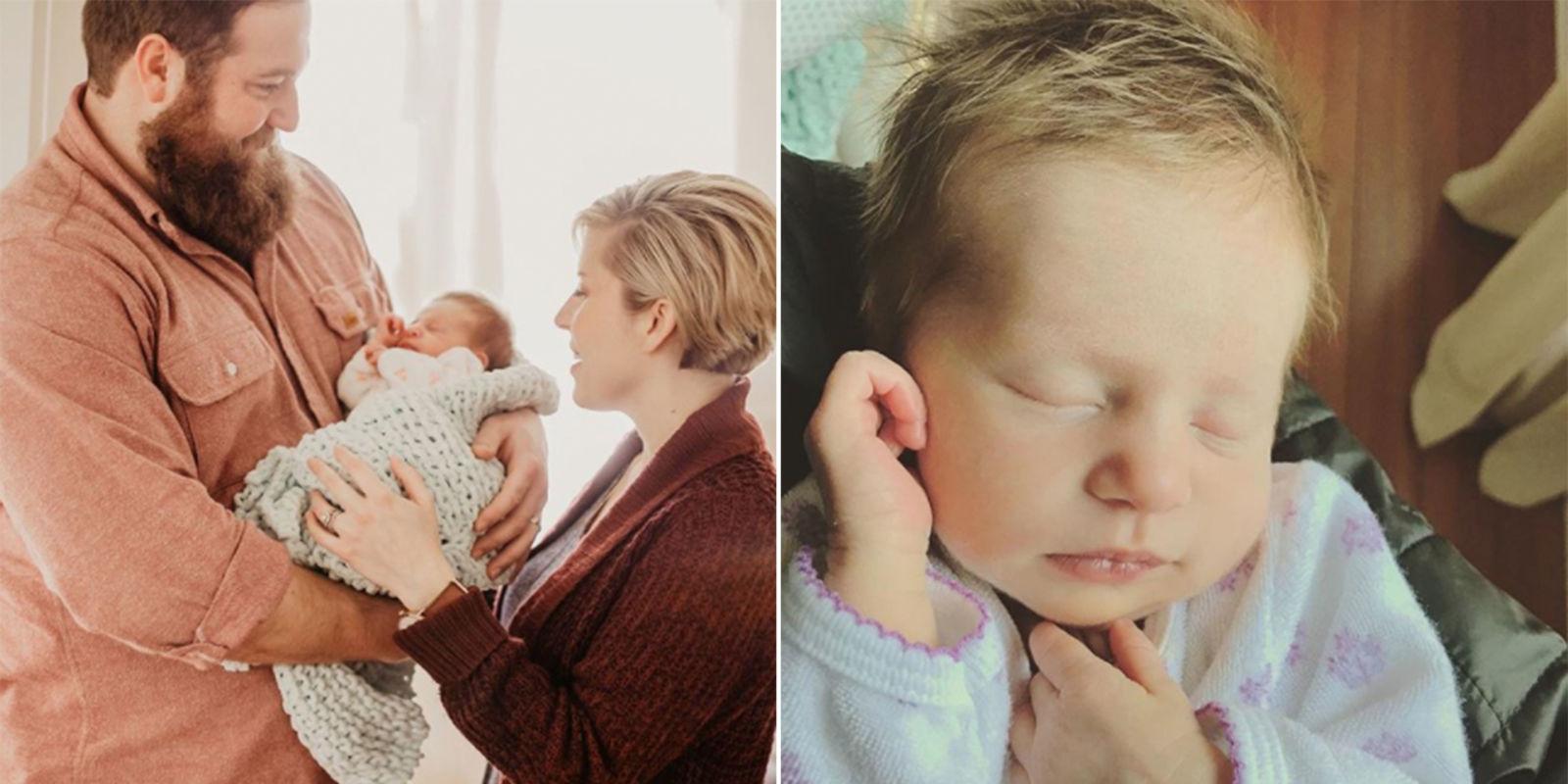 Erin And Ben Napier S Baby Hgtv Home Town Couple