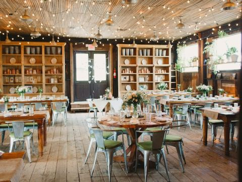 10 Stunning Rustic Wedding Ideas From Terrain Rustic