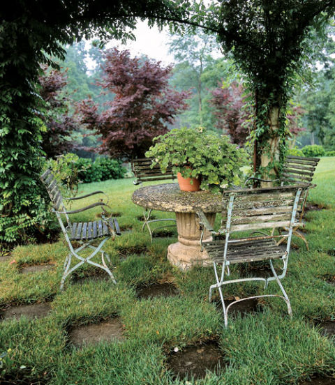Front Yard Landscaping Ideas Small Area: 7 Ideas For Front Yard Landscaping: The Only Inspiration