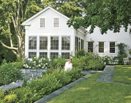 Reinventing A 1795 Connecticut House