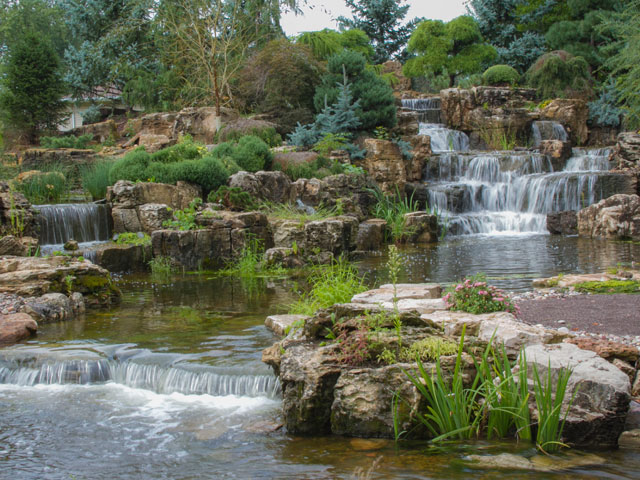 Cool Backyard Pond Ideas Aquascape Million Dollar Pond