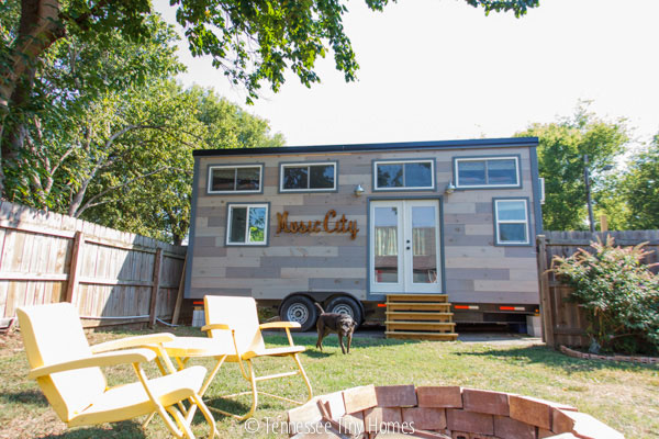 Music City Tiny House Unique Tiny Homes