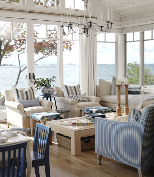 35 beach house decorating beach home decor ideas - Coastal Home Decor