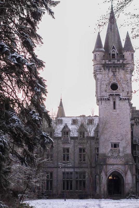 Miranda Castle Abandoned Castles