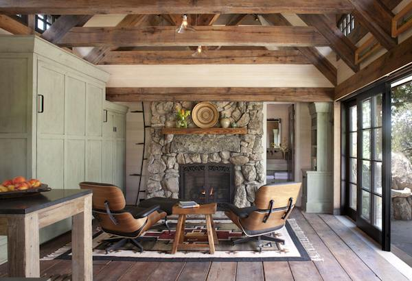 Tremendous Look Inside This Tiny Mountain Home Small Cottages Largest Home Design Picture Inspirations Pitcheantrous