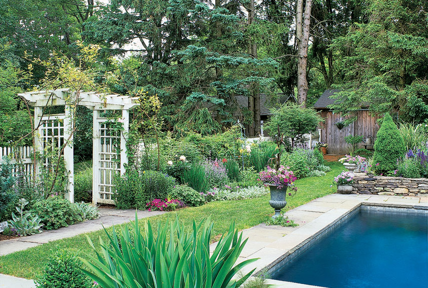Garden Landscape 51 front yard and backyard landscaping ideas - landscaping designs