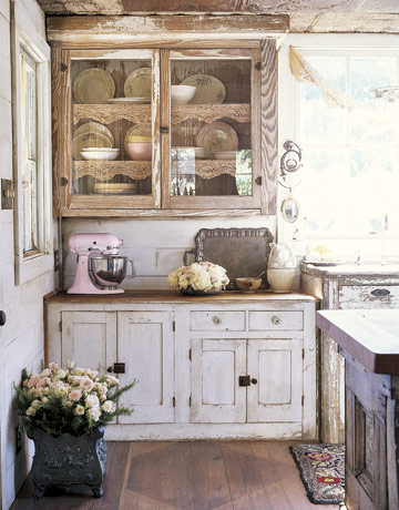 Chic Kitchen Ideas Decor And Furniture For Shabby Chic Kitchens