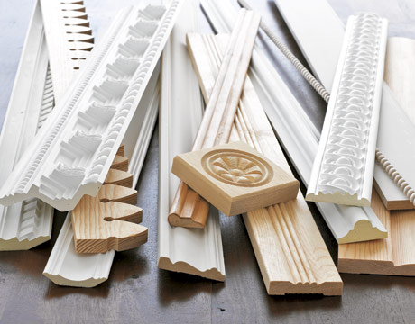 Decorative Molding Add Panel Molding To A Wall Decorative Wall