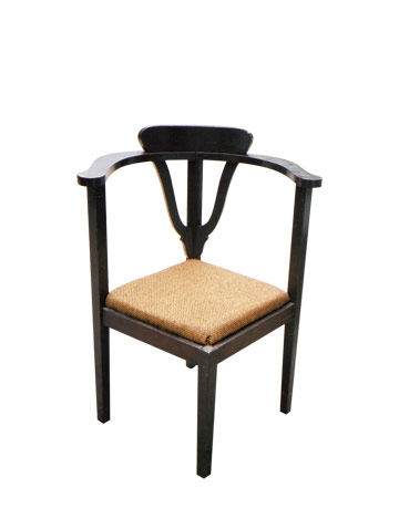 . Corner Chair  What Is It  What Is It Worth