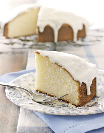 Vanilla cake with mayonnaise recipe
