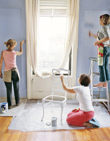 Woman Home Decorating two-day decorating makeover