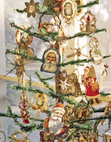 Vintage Santa Claus Collection - Vintage Christmas Decor