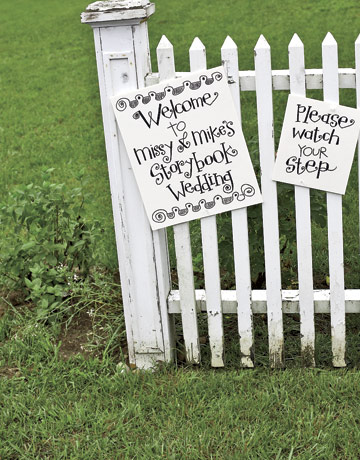 Country Living Storybook Weddings