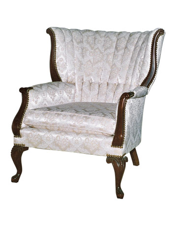 Vintage Upholstered Armchair: What Is It? What Is It Worth?
