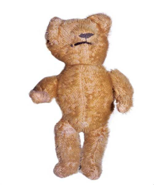 Vintage Mohair Teddy Bear What Is It What Is It Worth