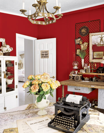 antique decor mobile home - mobile home decorating ideas