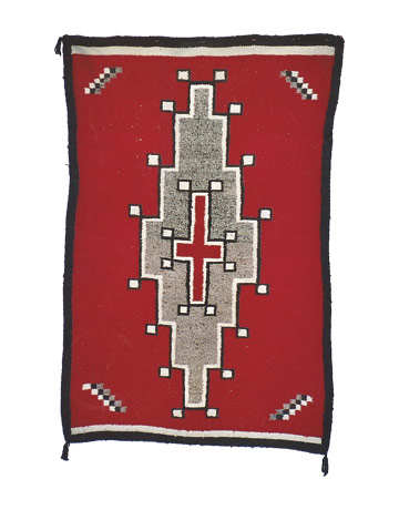 Navajo Rug What Is It What Is It Worth