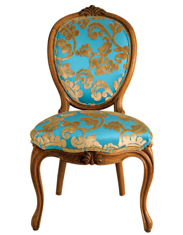 How to reupholster dining room chairs do it yourself for Sillas antiguas tapizadas modernas