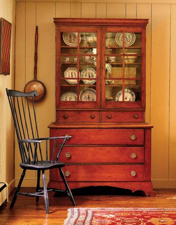 . Lead Paint on Antique Furniture