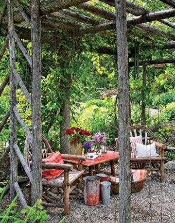 Cheap Outdoor Furniture Landscape Design