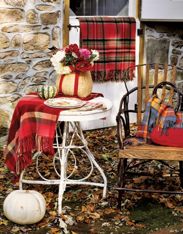 Perhaps The Consummate Fall Pattern Tartan Plaid Is Stepping Out Of Its Traditional Guise To
