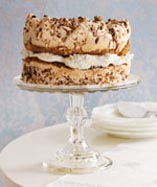 Coffee Meringue Cake - Tort Kawowo Bezowy - Recipe #69 - YouTube