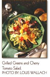 Countryliving Food Drinks Recipes A Grilled Okra And Jalapenos