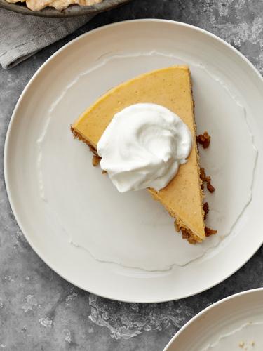 pumpkin goat cheese cheesecake recipe