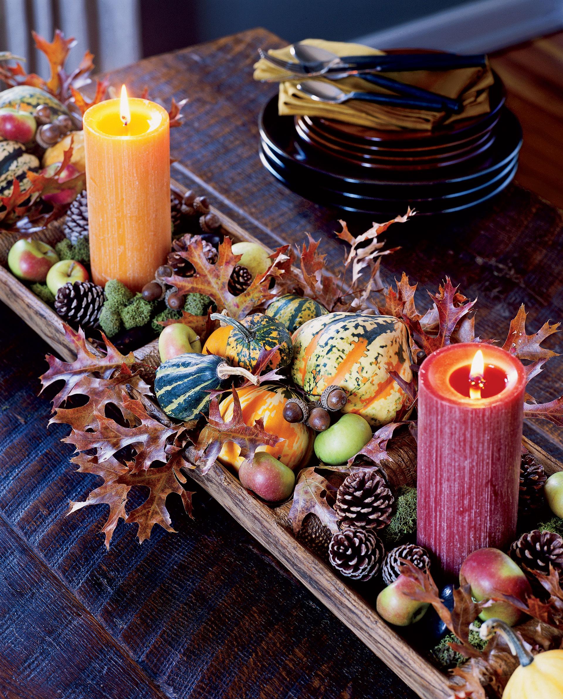 seasonal decorating ideas