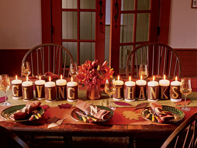 35 Easy Thanksgiving Decorations Best Ideas For Decorating